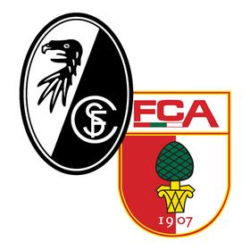 Bild: SC Freiburg - FC Augsburg