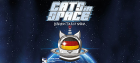Bild: Cats In Space - Tour 2020
