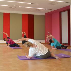 Bild: Pilates - Marion Paech