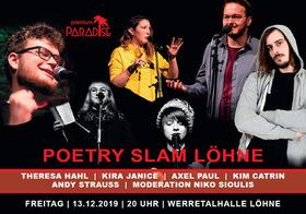 Bild: Poetry Slam Löhne