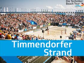 Bild: Deutsche Beach-Volleyball Meisterschaften - Freitag