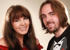 Bild: Musik mit Herz - Monika Herz & David LIVE - SonntagsKonzert in der JohannStadthalle