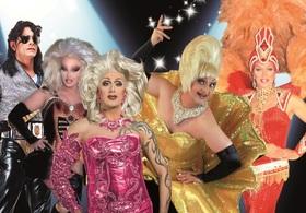 Bild: Festival der Travestie - Maria Crohn & Friends - Weihnachten