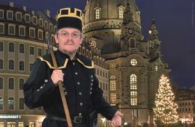 Stadtführung / Stadtrundfahrt - Dresden Weihnachtsrundgang
