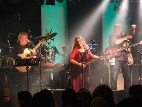 Bild: 10 Jahre Andrea Timm & Band