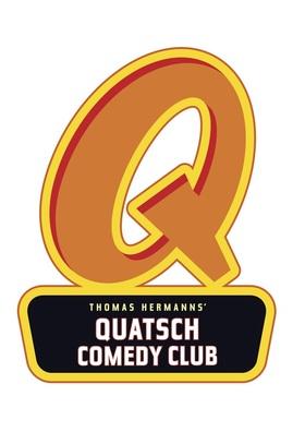 Bild: Quatsch Comedy Club - Die Live Show - mit: David Anschütz, Salim Samatou, Jochen Falck und Heinz Gröning. Mod.: Simon Stäblein