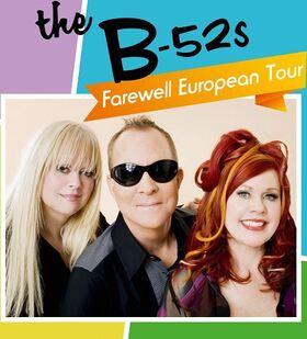Bild: THE B-52s - European Farewell Tour