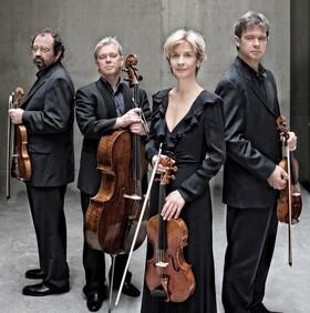 Bild: Hagen Quartett - Beethoven Streichquartett Zyklus IV