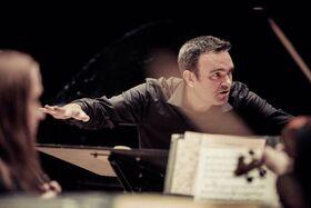Jörg Widmann, Carolin Widmann, Irish Chamber Orchestra