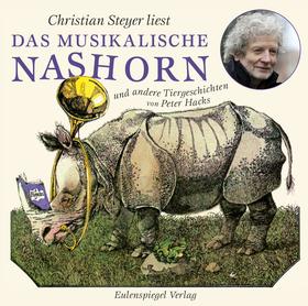 """Bild: Christian Steyer - Kinderbuchlesung """"Das musikalische Nashorn"""""""