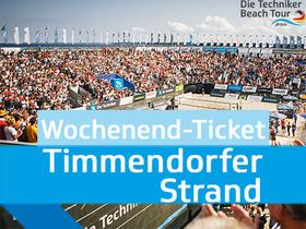 Bild: Wochenendticket Deutsche Beach-Volleyball Meisterschaften