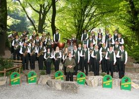 Bild: Teutoburger Jäger - Das Blasorchester aus Bielefeld - gegründet 1923