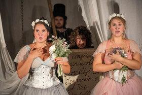 Bild: Così fan tutte - Oper von W. A. Mozart