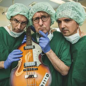 Bild: Doktor Robert: Beatlesmanie