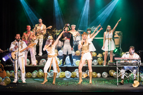 Bild: Abba World Revival -