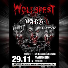Bild: Wolfsfest 2019 - Varg, Nachtblut, Ektomorf, Thormesis