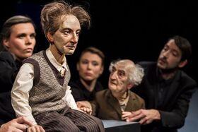Bild: Theater Chemnitz: Wenn mich einer fragte ...
