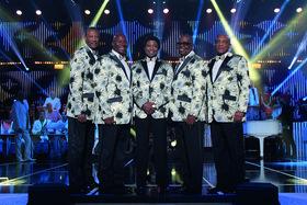 Bild: THE TEMPTATIONS REVIEW - 60 Jahre Motown - Jubiläumstournee