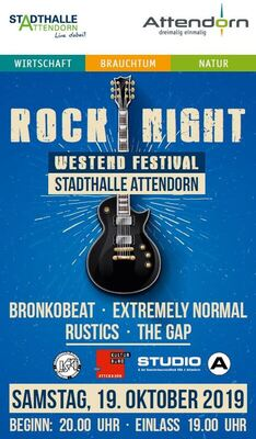 Westend Festival - Studio A Rock Night
