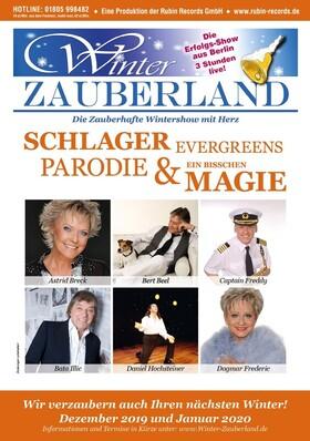 Bild: Winter - Zauberland 2020