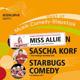 Bild: SÜDKURVE lacht! - Best of Musik-Comedy-Slapstick-