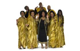 Bild: Deborah Woodson & The Gospel Soulmates