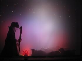 Bild: Die heilige Nacht - Blaue Märchenbühne