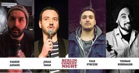 Bild: Berlin Stand-Up Comedy Night - 4 Künstler und 4 Mal laut gelacht