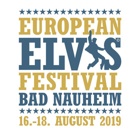 Elvis Festivalpass Platin 2019 - 18th European Elvis Festival