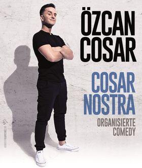 Özcan Cosar - Cosar Nostra - Organisierte Comedy