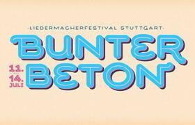 Bild: Bunter Beton - Liedermacherfestival Stuttgart