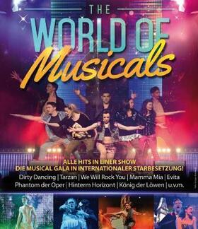 Bild: World of Musicals - Alle Hits in einer Show
