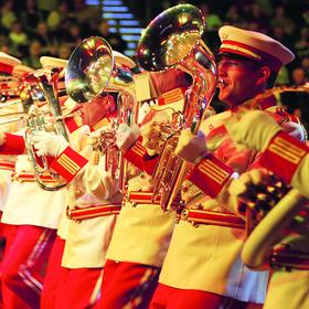 Bild: Musikparade 2020 - Europas größte Tournee der Militär- und Blasmusik