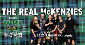 Bild: Paddy Wagon Festival - The Real McKenzies | NAUMANNs