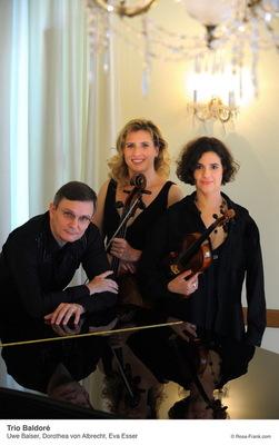 Bild: Neckar Musikfestival - Trio Baldoré
