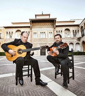 Bild: Antonio Andrade Duo - Memories of the Alcázar