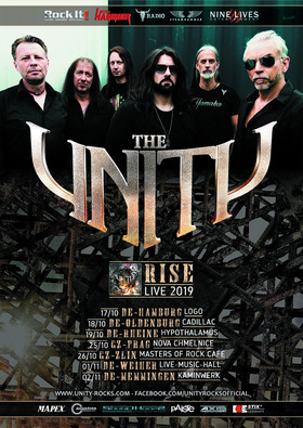 Bild: The Unity - Rise Tour 2019 - + Supports