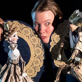 Bild: Die Prinzessin auf der Erbse - Vorpommersche Landesbühne