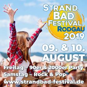 Strandbadfestival Rodgau 2019