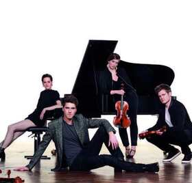 Bild: Notos Quartett