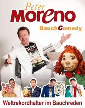 Bild: Peter Moreno - BauchComedy - Lachen ist Programm!
