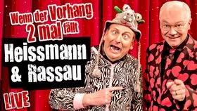Bild: HEISSMANN & RASSAU - Wenn der Vorhang zwei Mal fällt
