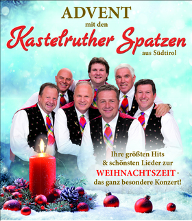 Kastelruther Spatzen - Das Weihnachtskonzert - live 2020