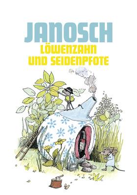 Löwenzahn und Seidenpfote - Eine Mäusegeschichte von Janosch