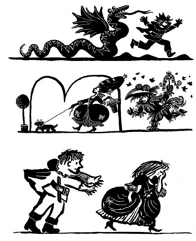 Bild: Die Kleine Zauberflöte - nach W. A. Mozart