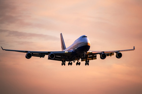 Boeing 747 | Business | 90 Min.