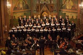 Bild: Wiesbadener Knabenchor - Jungs mit starker Stimme!  Eine musikalische Reise rund um die Ostsee-