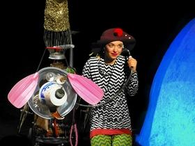 Bild: Filipa unterwegs - Baal Novo Theater Eurodistrict