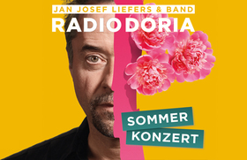 Radio Doria - Jan Josef Liefers & Band: Sommerkonzert 2019
