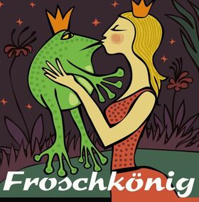 Bild: Der Froschkönig - Der Froschkönig